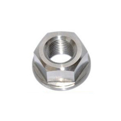 Titanium Hexagon Nuts with Flange