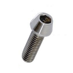 Titanium Tapered Socket Head Cap Screws