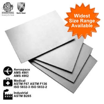 North Steel   Titanium Tube, Sheet & Bar Manufacturer